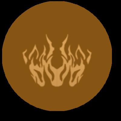 Burning Embers Guild Logo